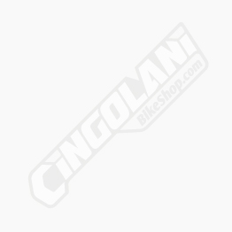 Cannondale Hooligan 1 argento/rosso - C37207M60OS - 1