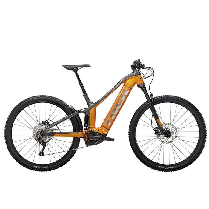Trek Powerfly Fs4 625w arancione/grigio