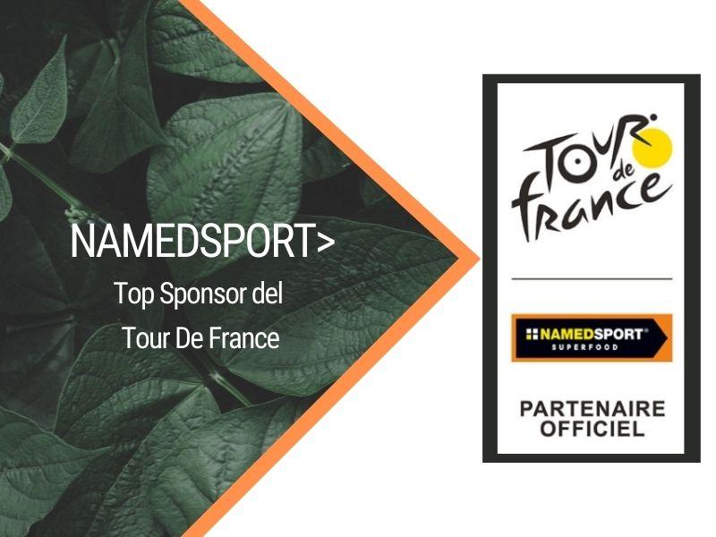 NAMEDSPORT> Top Sponsor del Tour De France