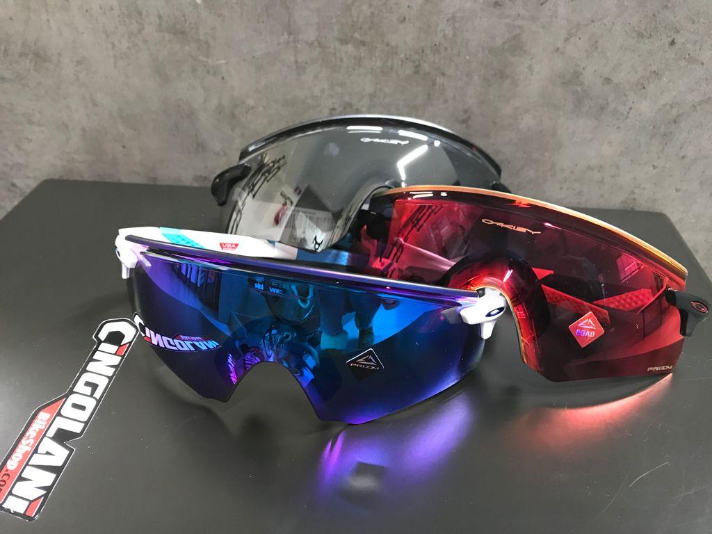 ENCODER - I nuovi occhiali da sole firmati Oakley