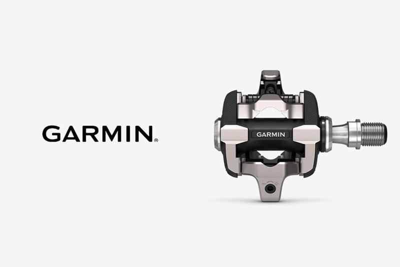 Pedali Garmin Rally - Il powermeter per la bdc e mtb