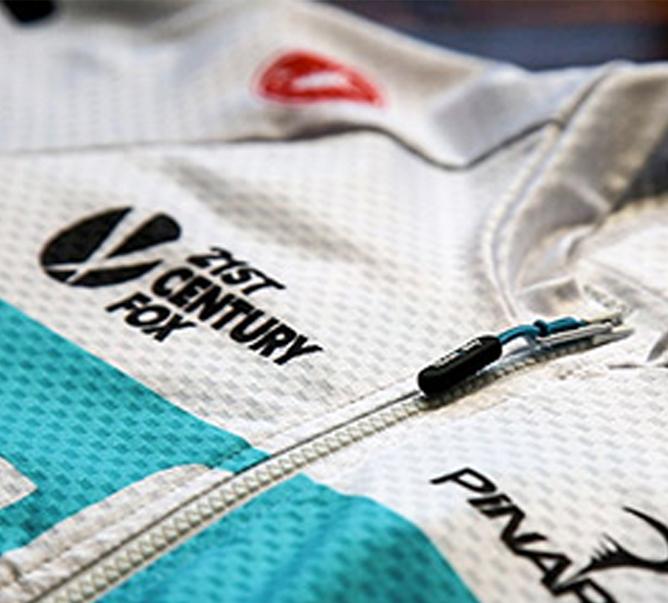 Team Sky 2018 - La nuova divisa Castelli